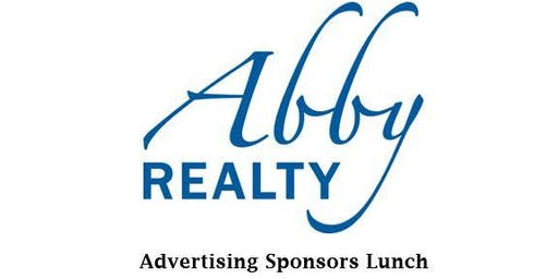 Abby Realty Advertising Sponsors Lunch
