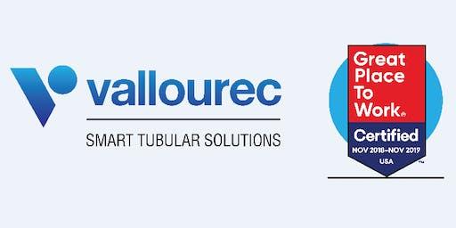 Vallourec Tube-Alloy Houma Manufacturing Career Fair