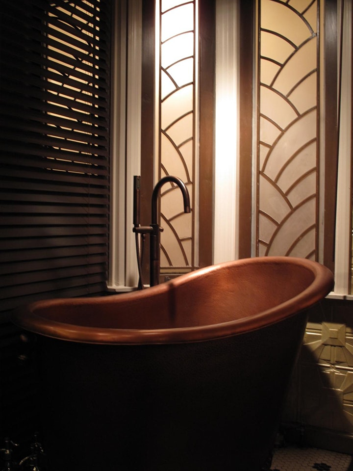 The Red Room Reveal; Bathtub Burlesque and More.... image