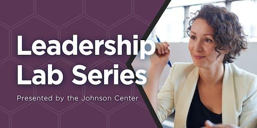 Leadership Lab Series: Building a Culture of Inclusive Leadership
