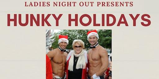 Hunky Holidays- a Sexy Santa Experience