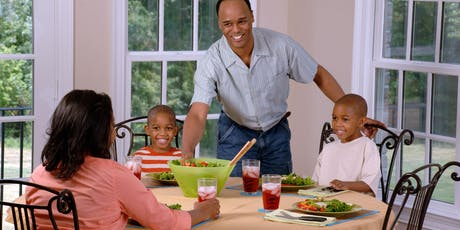 Cook Smart, Eat Smart School Session 4: Entertaining & Eating as a Family tickets