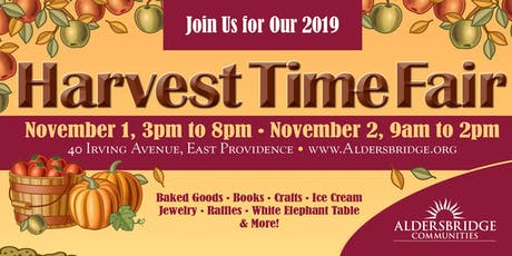Harvest Time Fair tickets