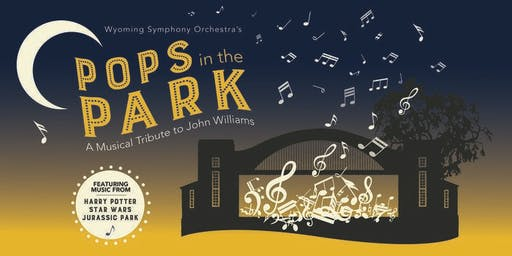 Pops in the Park: A Musical Tribute to John Williams