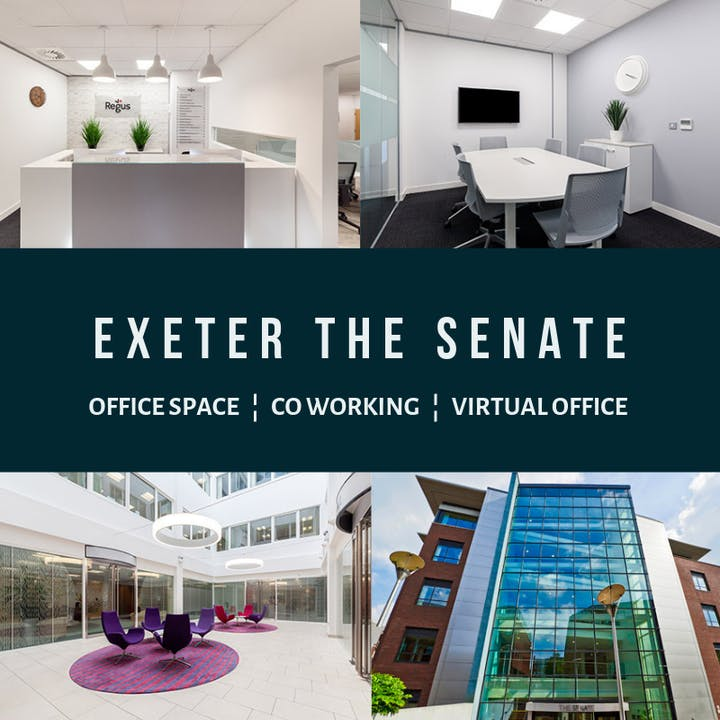 DEVON - Afterwork Networking, in partnership with Regus, Exeter