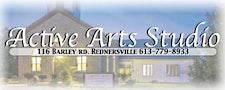 Active Arts Studio logo