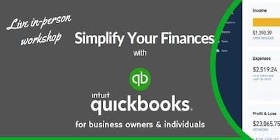 QuickBooks Workshop: Simplify Your Finances with Q