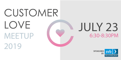 Customer Love Meetup: Boston tickets