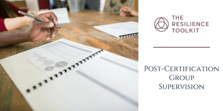 Post-Certification Clinical Group Supervision - November tickets