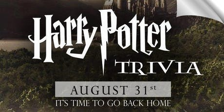 Harry Potter Trivia: Back to School on the Hogwarts Express! tickets
