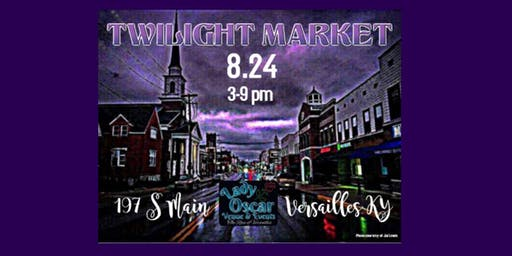 Twilight Market at Lady Oscar Venue & Events