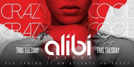 R & B Tuesday at Alibi tickets