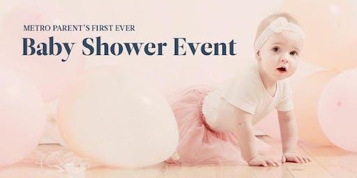 Metro Parent Baby Shower 2019