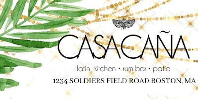 Casa Cana's Cuban Patio Party!
