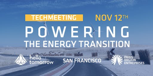 TechMeeting - Powering The Energy Transition