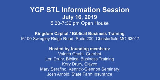 YCP St. Louis Info Session
