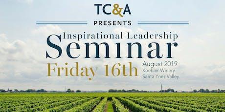 Inspirational Leadership Retreat! tickets