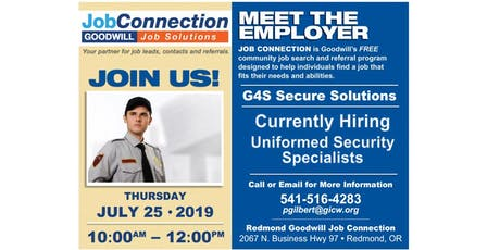 Hiring Event - Redmond - 7/25/19 tickets