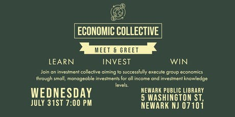 JOIN AN ECONOMIC COLLECTIVE! tickets