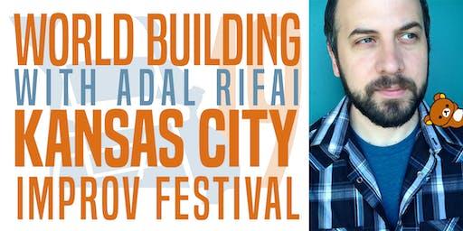 KCIF19 Workshops - World Building w/ Adal Rifai