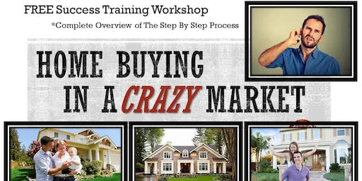 Home Buying in a Crazy Market