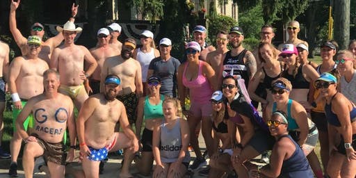 2019 Ohio Undie Run benefiting the Special Olympics of Delaware County