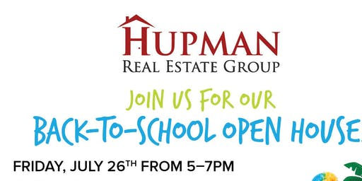 Back-To-School Open House