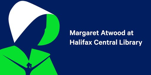 Margaret Atwood at Halifax Central Library