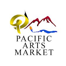 Pacific Arts Market logo