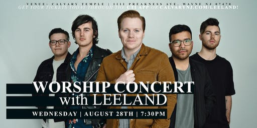 Worship Concert with Leeland