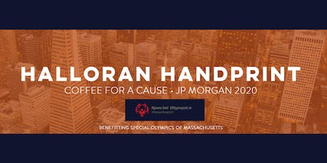 Coffee for a Cause: Halloran's JPM Coffee Break for Special Olympics MA tickets