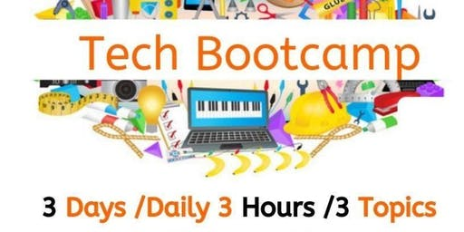 Hardware Bootcamp 8 - 18 Yrs