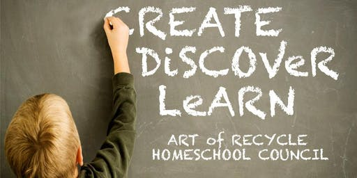 Art of Recycle Homeschool Council