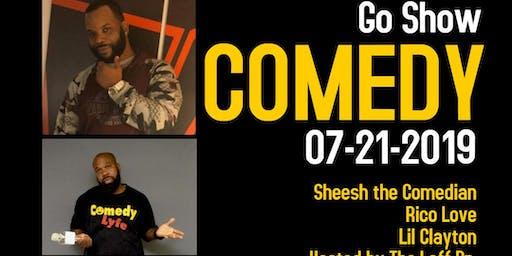 Go Show Comedy Series Episode 3