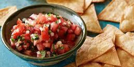 No Bake Cooking: Make your own Salsa tickets