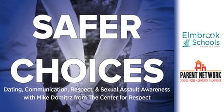 SAFER Choices on Healthy Relationships tickets