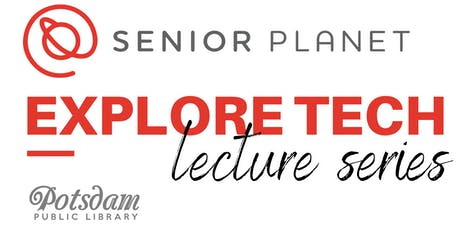 Senior Planet Explore Tech Lecture Series: Food Delivery Apps tickets