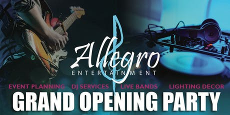 GRAND OPENING PARTY - NEW LOCATION tickets
