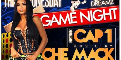 Game Night Wednesday at VIda presented by CHE MACK, Caviar Dreamz & CLS ENT tickets