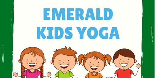 Kids Yoga at Emerald