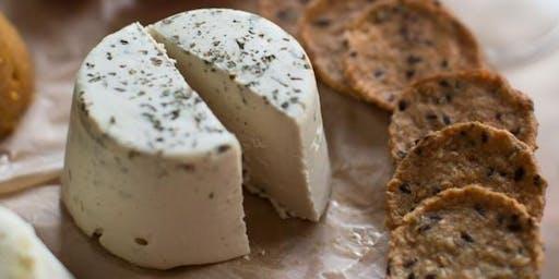Fermented Vegan Cheese