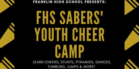 Franklin High School - Youth Cheer Camp tickets