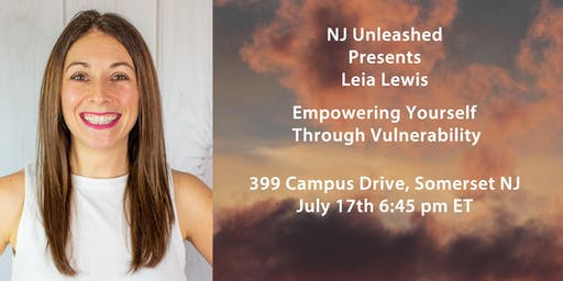 Empowering Yourself Through Vulnerability