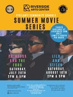 Ypsilanti Community Schools and Riverside Arts Center Summer Movie Series