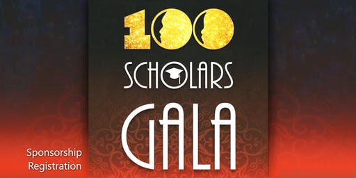 100 Scholars Gala - Sponsorship Registration