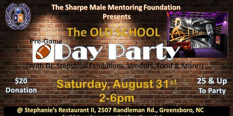 The Old School Pre-Game Day Party @ Stephanie's II tickets