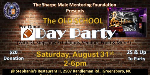 The Old School Pre-Game Day Party @ Stephanie's II