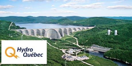 Professionnels en action avec Hydro-Québec - 7 août 2019 billets