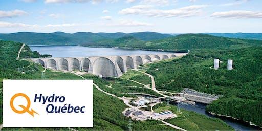 Professionnels en action avec Hydro-Québec - 7 août 2019