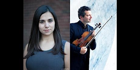 The Complete Beethoven Violin Sonatas: Concert 2 tickets